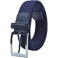 Herr 33 mm (1,25 tum) elastiskt bälte från Ashford Ridge (storlekar 32 tum – 60 tum)