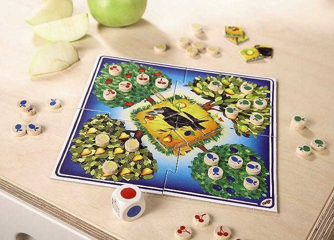 Haba- El Frutal - Mini juego: Amazon.es: Electrónica