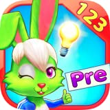 Wonder Bunny Math Race: Pre School App for Numbers, Addition and Subtraction
