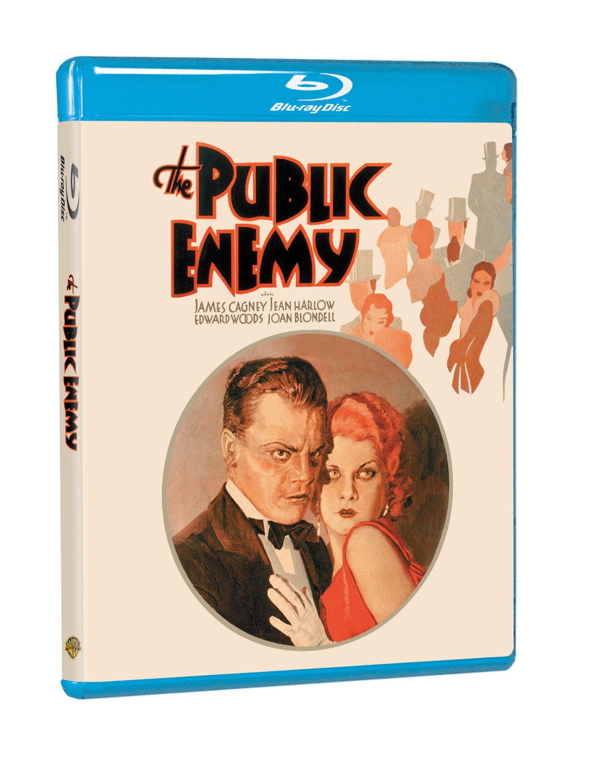 Blu-ray : The Public Enemy (Blu-ray)