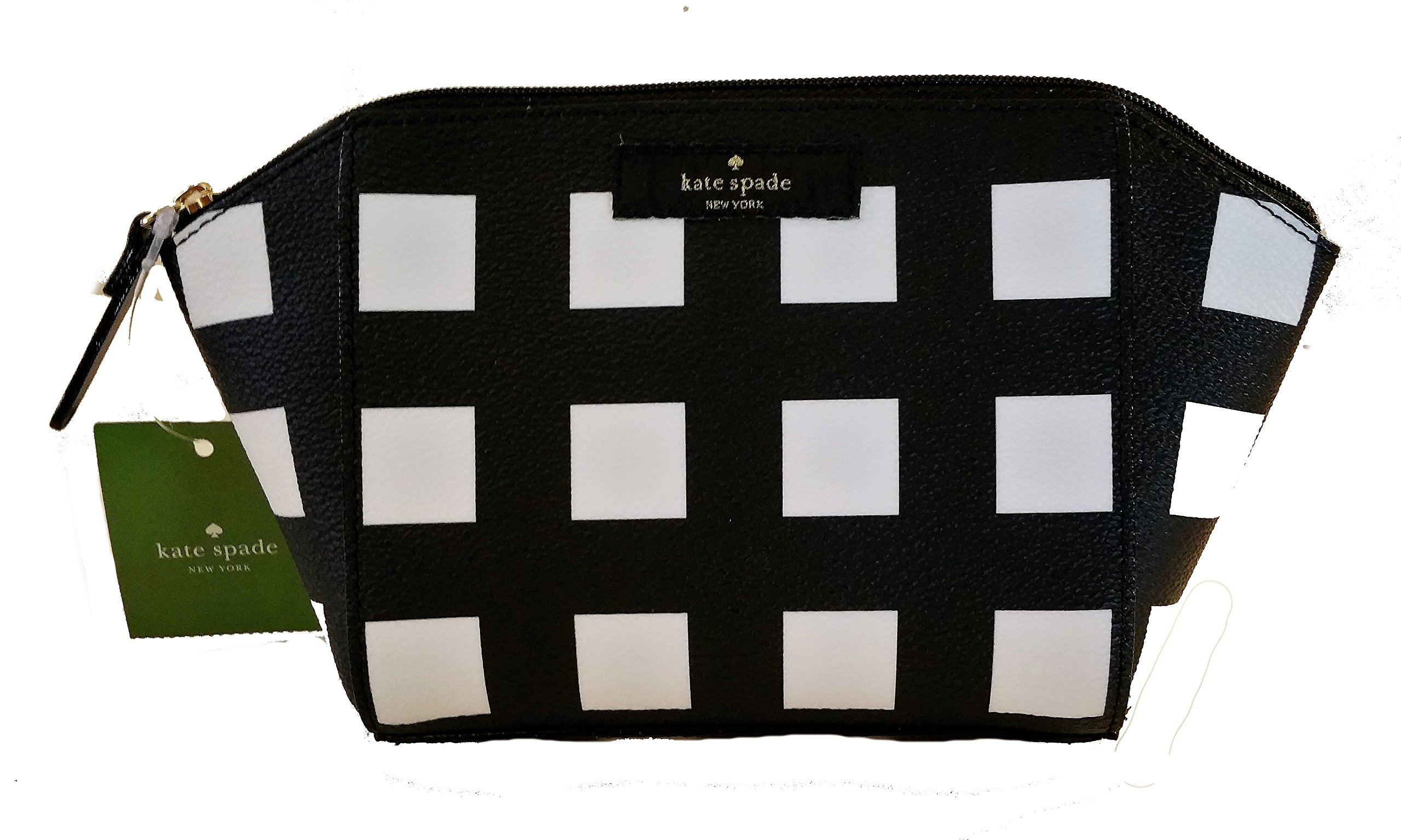 Kate Spade Small Eady Grove Street Printed Cosmetic Case