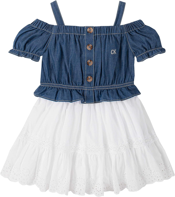 Calvin Klein Little Girl's Dress