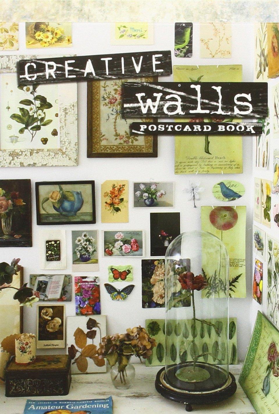 Creative Walls Postcard Book 10 Pack PDF