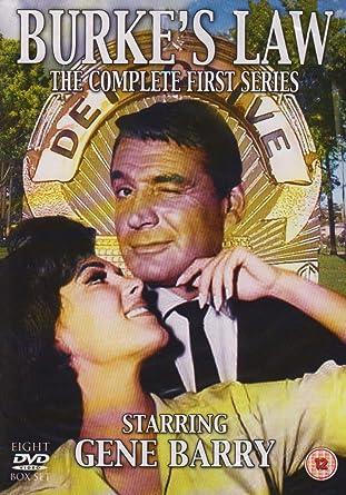 Burkes Law Complete Series 1 DVD