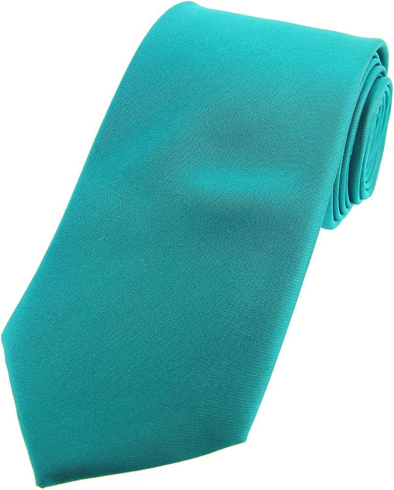 Soprano - Corbata - Básico - para hombre Verde turquesa Talla ...
