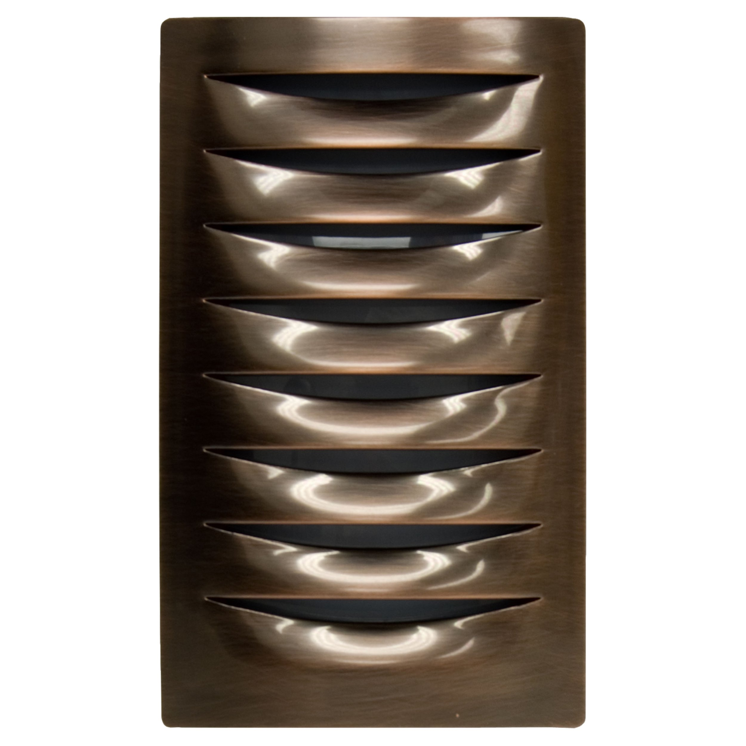 GE 11222 LED CoverLite, Light Sensing, Auto On/Off, Plug-In, Energy Efficient, Soft White, Oil-Rubbed Bronze Finish, Ideal for Entryway, Hallway, Kitchen, Bathroom, Bedroom, Office, and more by GE