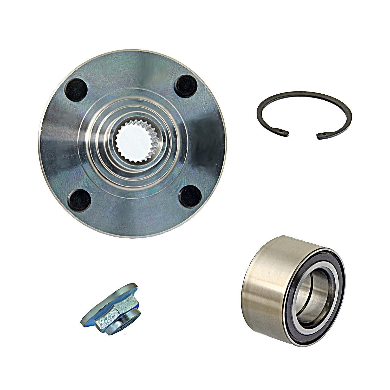 ACDelco 518510 Advantage Wheel Bearing and Hub Assembly
