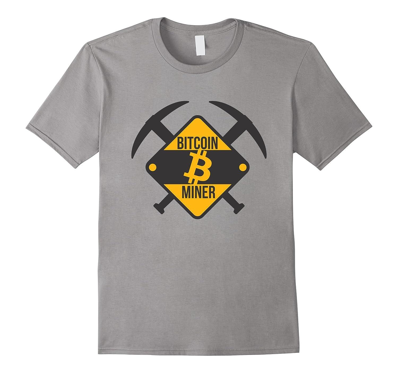 Bitcoin Miner T-Shirt-TD