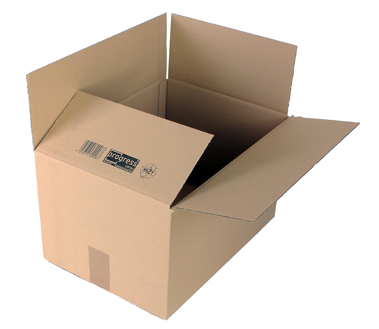 Cajas De Carton Para Env Os Amazon Es ~ Cajas De Carton Decorativas Grandes