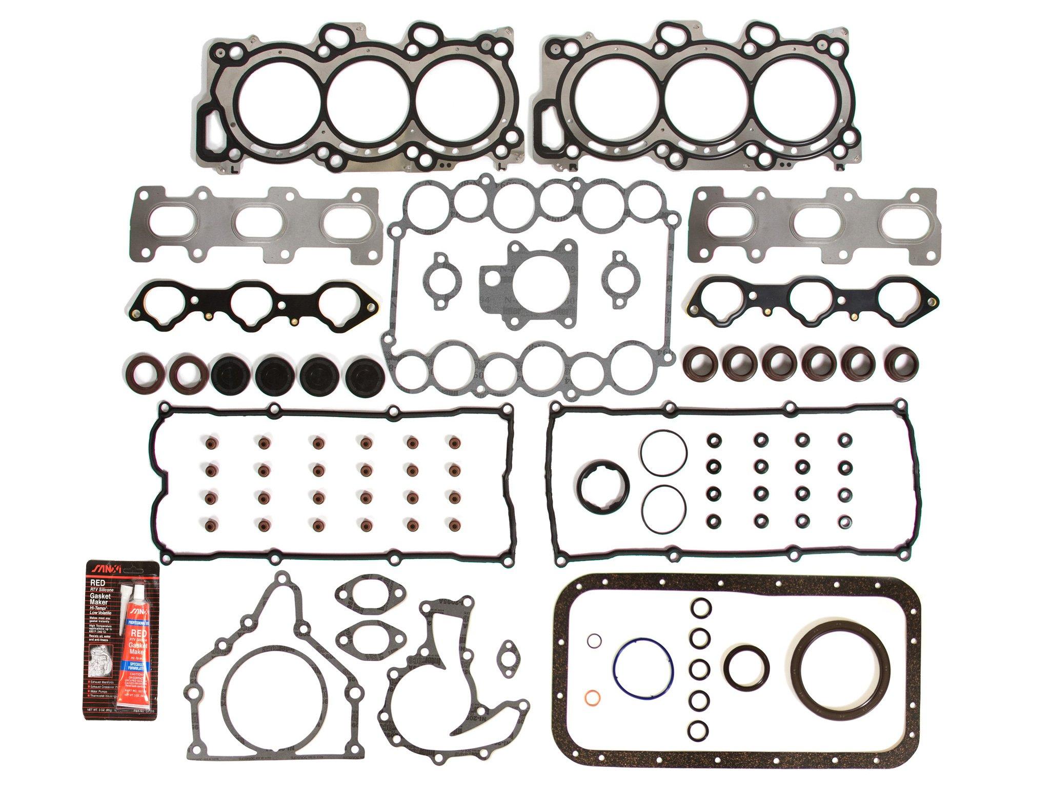 Engine Full Gasket Set Fel-Pro FS 21132 C