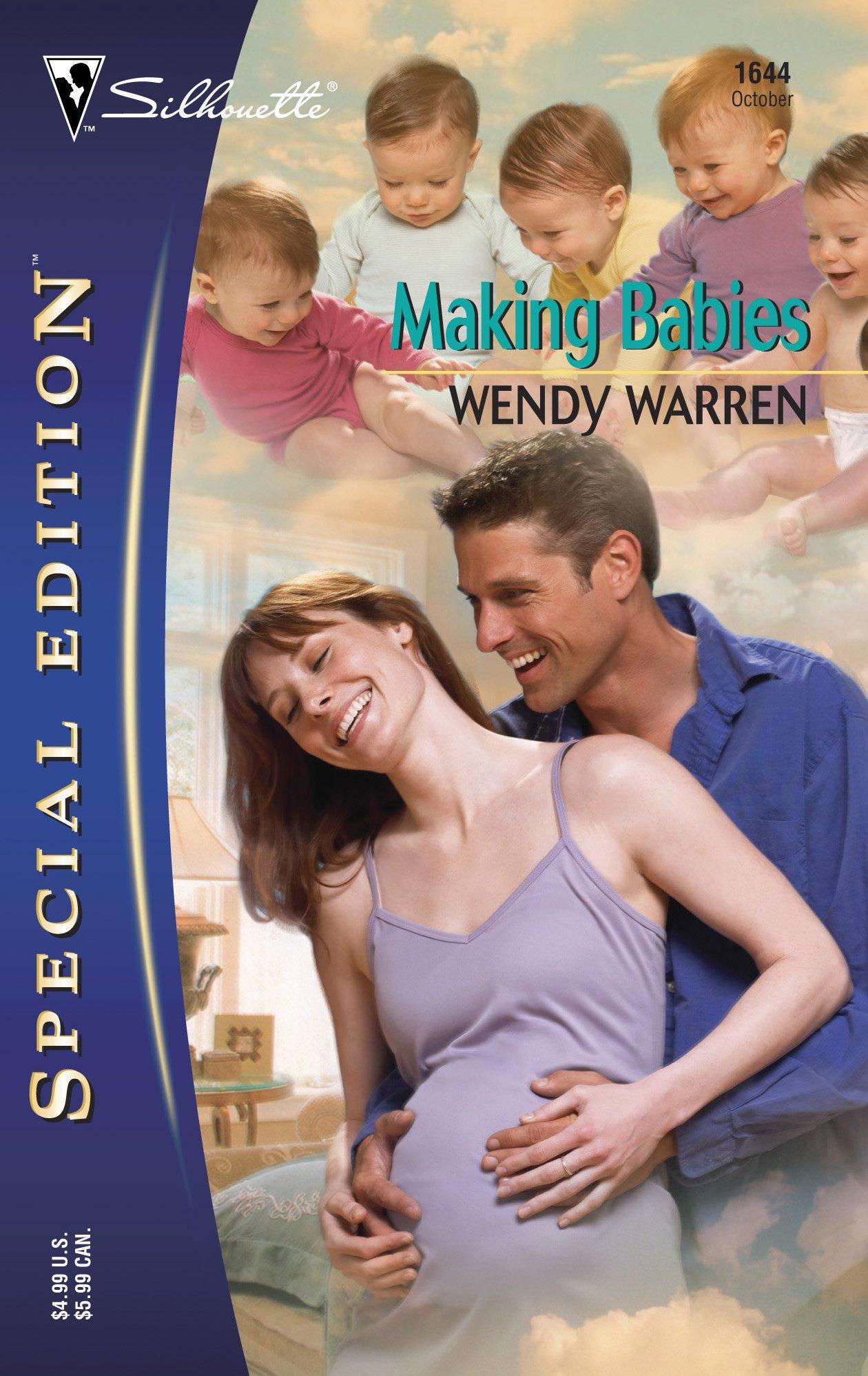 Read Online Making Babies (Silhouette Special Edition) pdf epub