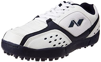buy cheap with paypal Nivia Orbit White Cricket Sports Shoes best online cheap marketable outlet store discount footaction E0IdEZ