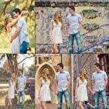 """ENGAGEMENT"" 100 UNIQUE Digital Photo Backgrounds Photography Backdrops Wedding"