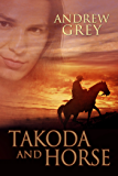 Takoda and Horse (The Good Fight)
