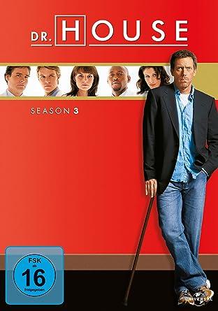 Dr. House - Season 3 [Alemania] [DVD]: Amazon.es: Hugh Laurie ...