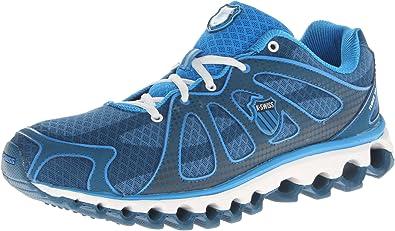 K-Swiss Performance Tubes Run 130 P, Zapatillas de Tenis para Hombre, Azul (Blau (Moroccan Blue/Brilliant Blue), 47 EU: Amazon.es: Zapatos y complementos