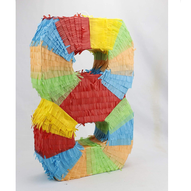 F/êtes Eseewin Pinata Unique Party Pecorations Mix Couleur Papier Accessoires Bonbons Faveurs D/écoration Id/éal pour Anniversaire denfants F/êtes et C/él/ébrations