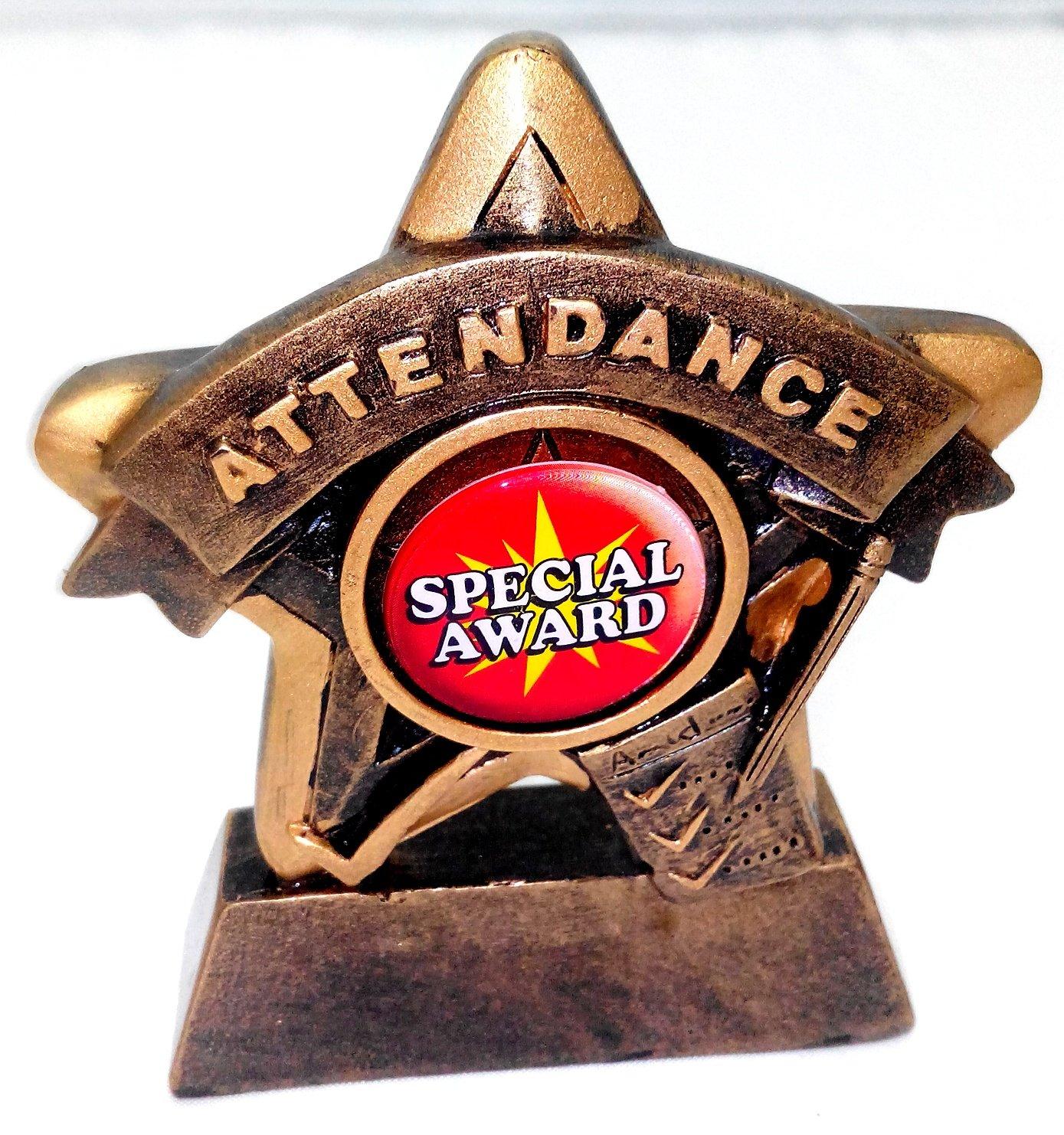 Asistencia a la 9,53cm Mini estrella premio trofeo con grabado gratis 53cm Mini estrella premio trofeo con grabado gratis