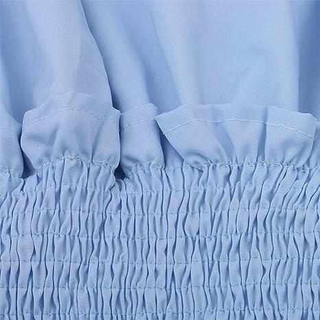 Frauen-Art und Weiselange-Hülsen-Spitze-Chiffonhemd-Blusen-T-Shirt Oberseite