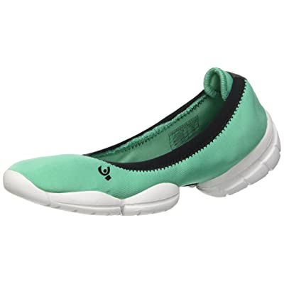FREDDY 3proballerina, Chaussures de Fitness Femme, Bleu
