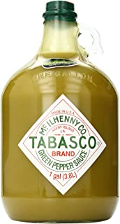 product image for Tabasco Green Pepper Sauce, 128 Ounce