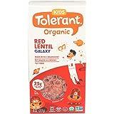 TOLERANT FOODS Organic Galaxy Red Lentils, 8 OZ