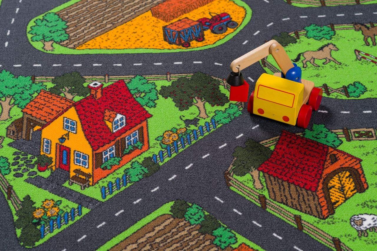 17 tamaños Alfombra Carretera Infantil Snapstyle City Play