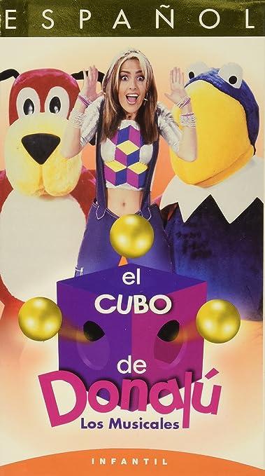 Amazon.com: El Cubo De Donalu-Los Musicales [VHS]: El Cubo De Donalu: Movies & TV