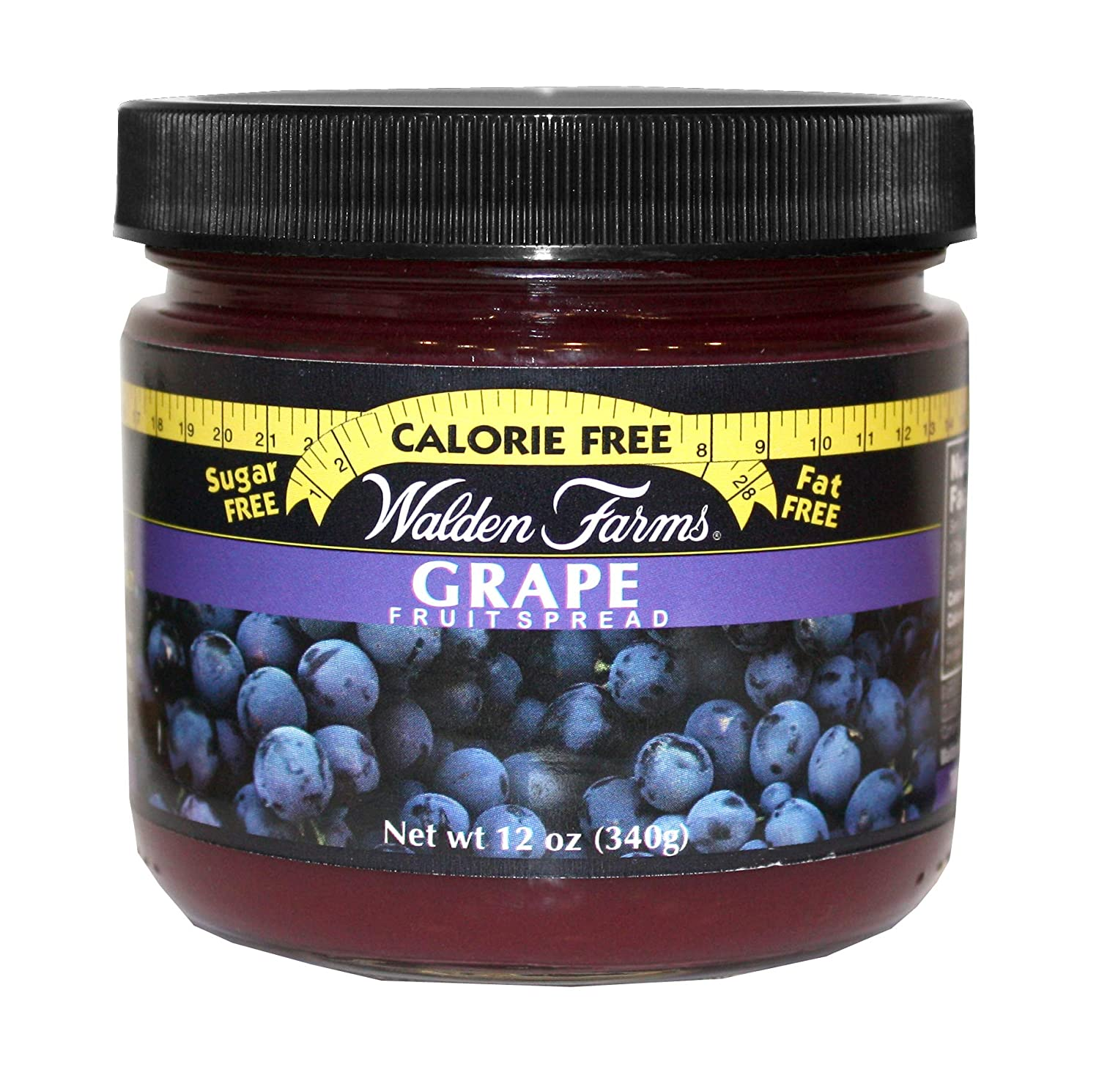 Walden Farms 340g Apricot Calorie Free Fruit Spread: Amazon.es: Salud y cuidado personal