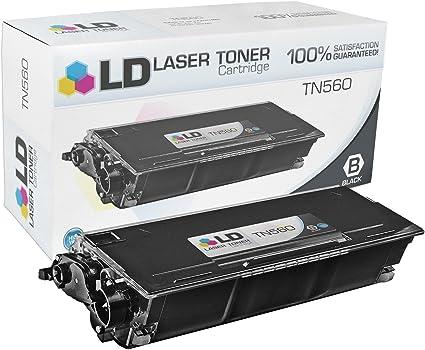 2pk TN-560 TN560 Toner Cartridge TN-530 Fits