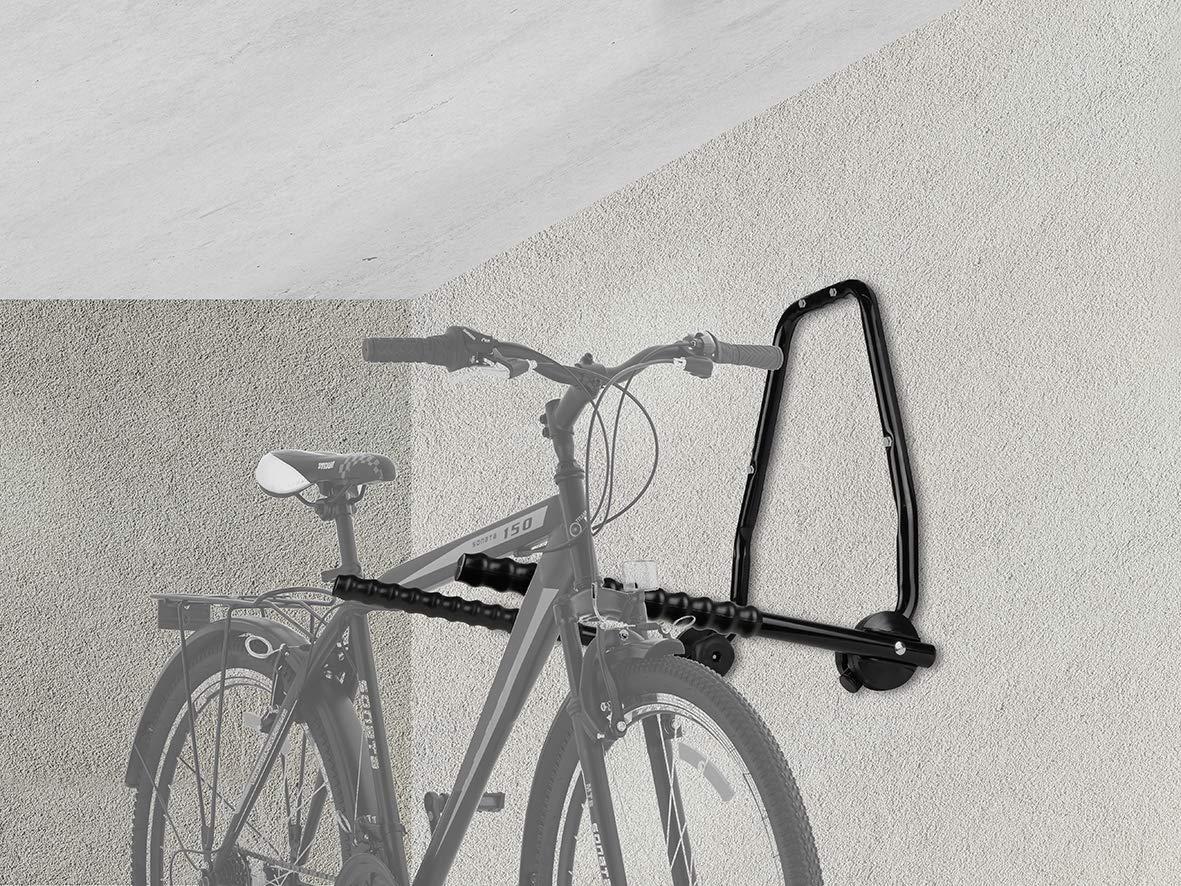 EUFAB 16404 - Soporte de Pared para 3 Bicicletas: Amazon.es ...