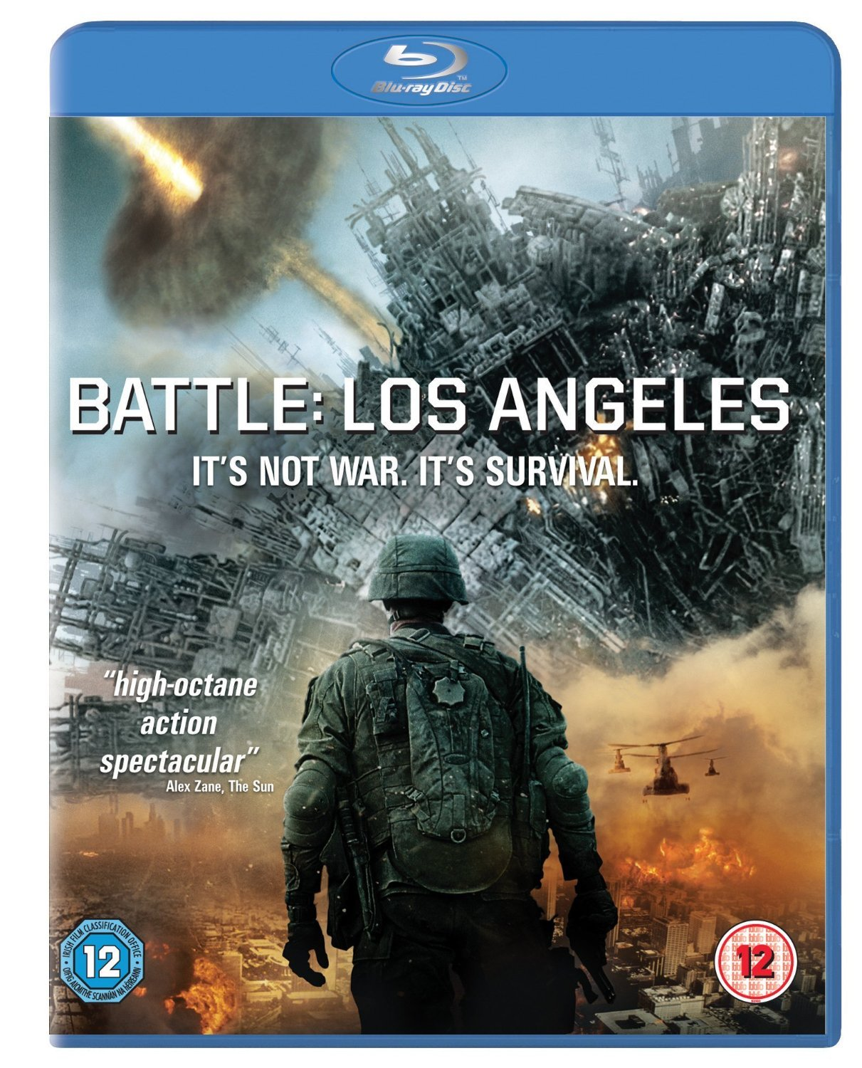Battle: Los Angeles [Blu-ray] B00EOUZWJQ