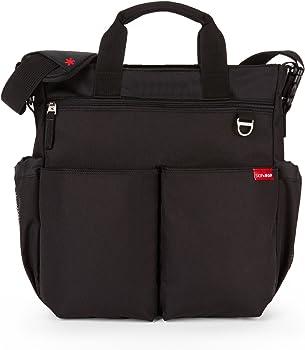 Skip Hop Duo Signature Diaper Bag w/Portable Changing Mat