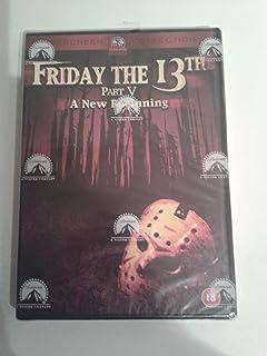 Friday The 13Th Part V A New Beginning [Edizione: Regno Unito]