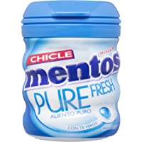 Mentos Chicle Sin Azúcar Pure Fresh Bote
