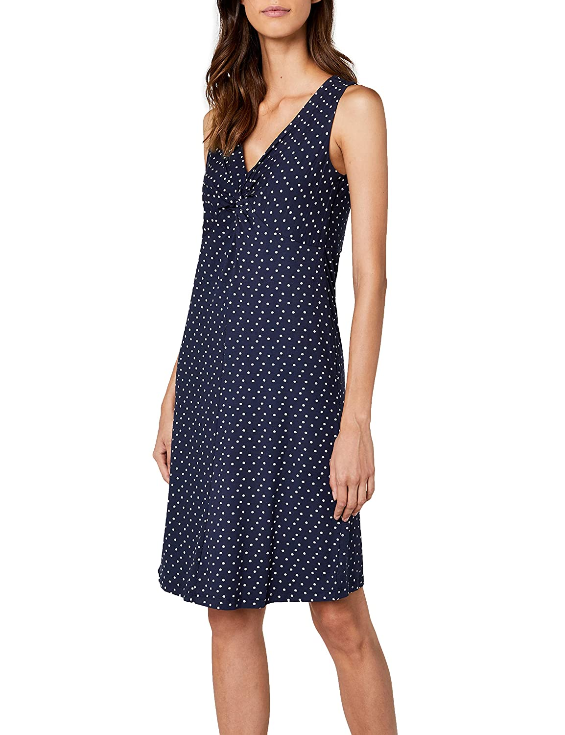 TOM TAILOR Damen Lovely Knot Dress Kleid