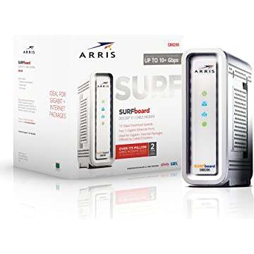 Arris SurfBoard 8200