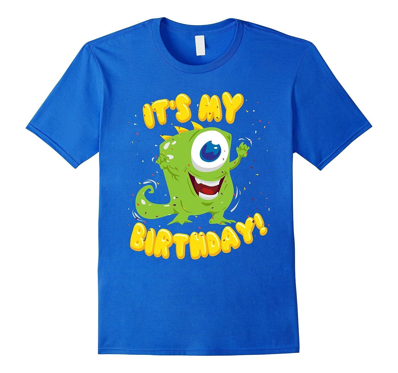 Its My Birthday Shirt For Boys