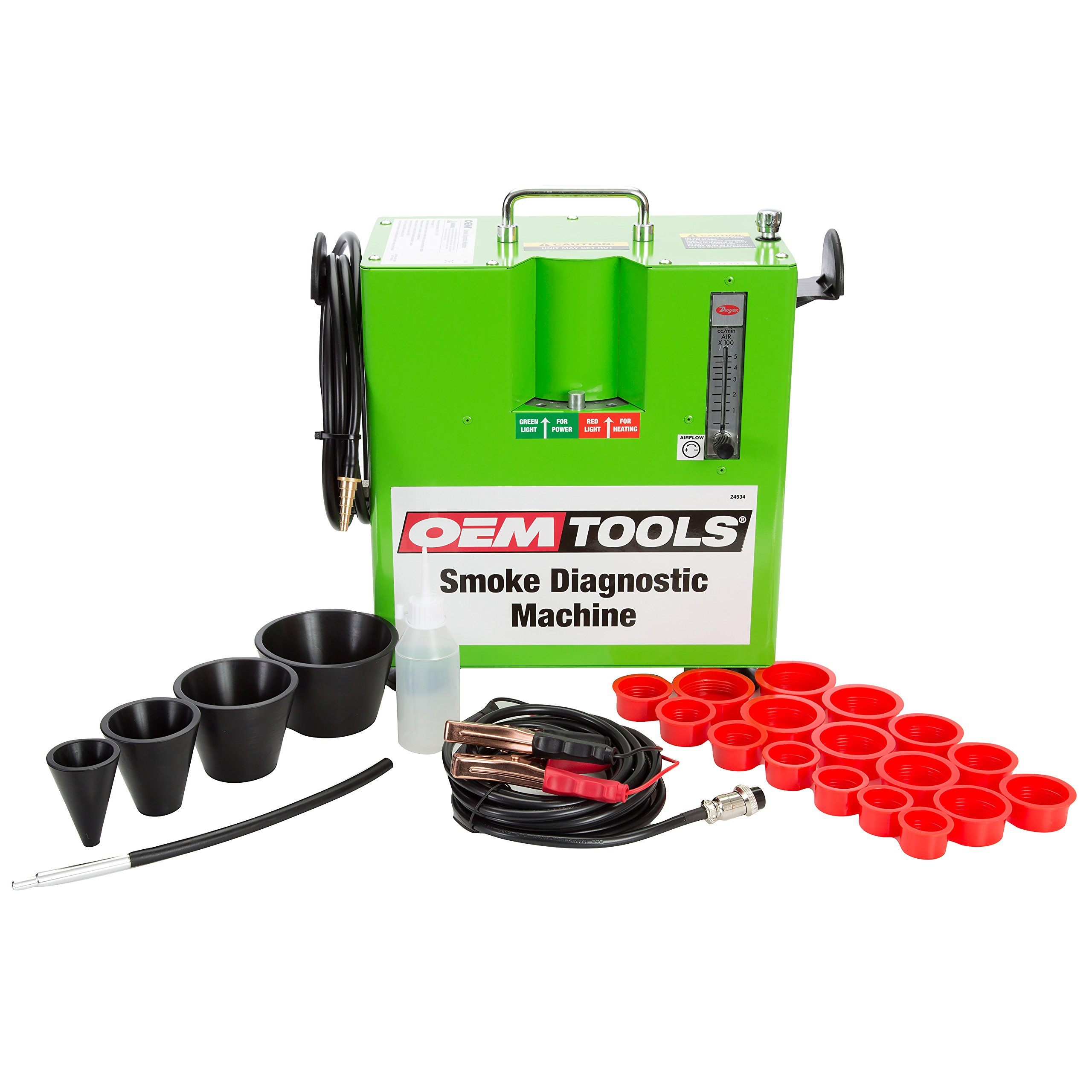 OEMTOOLS 24534 Smoke Diagnostic Machine