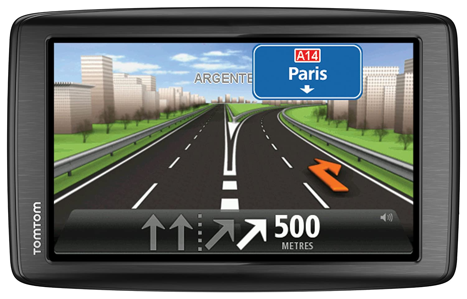 TomTom Start 60 Europe GPS for Navigation for Europe 16:9