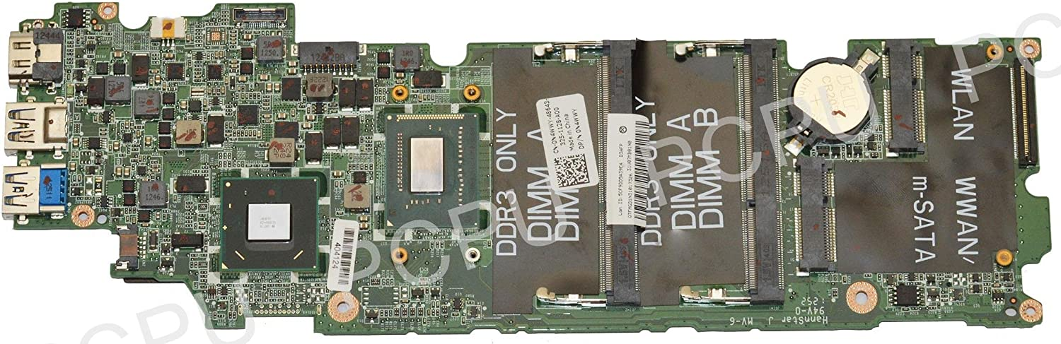 N4WWY - Dell Inspiron 13z (5323) Motherboard System Board with Intel 1.9GHz CPU - N4WWY