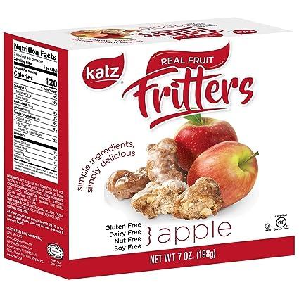 Katz - Picaduras de freidora sin gluten: Amazon.com: Grocery ...
