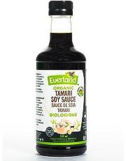 Everland Tamari Soy Sauce Organic, 500ml