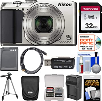 32GB Tarjeta De Memoria Para Cámara Nikon Coolpix AW100