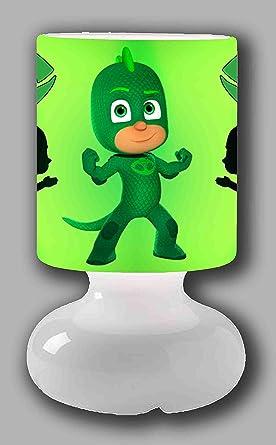 Lámpara de mesa PJ MASKS Gekko