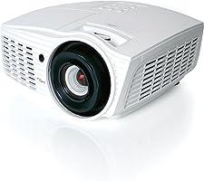 Optoma HD37 Proyector DLP, 1080 P, 2600 Lúmenes, Entrada HDMI