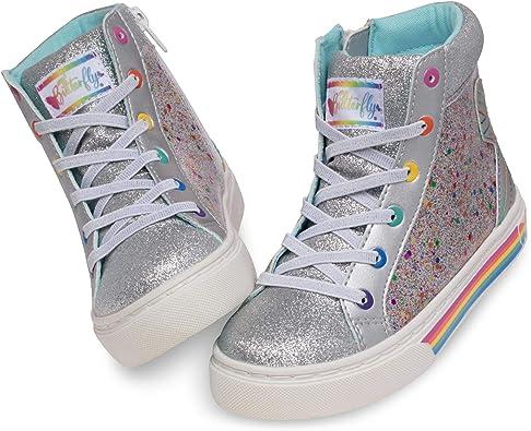 My Butterfly Girls High Top Sneaker