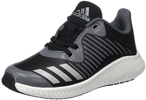 adidas Fortarun K, Zapatillas de Deporte Interior Unisex para Niños, (Negbas/Plamet/Onix), 38 EU: adidas Performance: Amazon.es: Zapatos y complementos