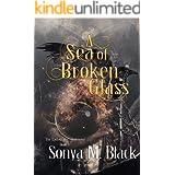A Sea of Broken Glass: A Dark Flintlock Fantasy (The Lady & The Darkness Book 1)