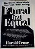Plural but Equal: Blacks and Minorities in America's Plural Society